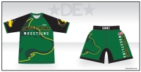 Sweet Home Wrestling Sub Shirt and Shorts Package