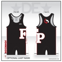 Franklin Pierce Mens Singlet