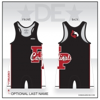 Franklin Pierce Womens Singlet