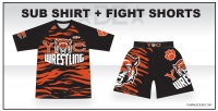 Yamhill-Carlton Sub Shirt and Fight Short Pack