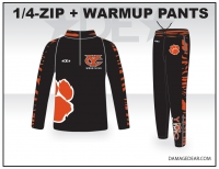 Yamhill-Carlton Warmup Pack