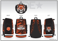 Yamhill-Carlton Sublimated Bag