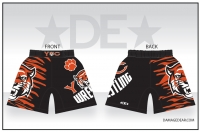Yamhill-Carlton Fight Shorts