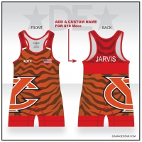 Yamhill-Carlton Red Singlet