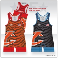 Yamhill-Carlton Red and Blue Singlet Pack