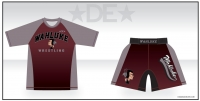 Wahluke Rash Guard and Fight Short Pack