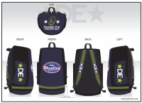 Damaged Ear Fully Sublimated Bag