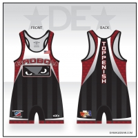 Toppenish Badboy Little Guy Singlet