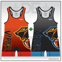 Viper West Freestyle Singlet Pack