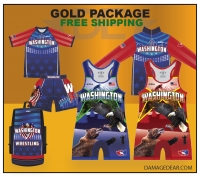 2019 Team Washington GOLD Package