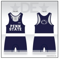 Damaged Ear Penn State Singlet