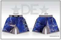 Thunder Mountain Lightning Fight Shorts