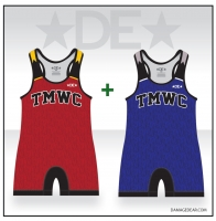 Thunder Mountain Singlet Pack