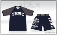 Thunder Mountain Sub Shirt and Fight Shorts Pack