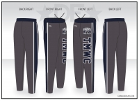 Thunder Mountain Warm Up Pants