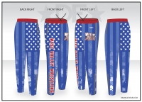 West Valley Warm Up Pants