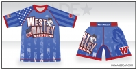 West Valley Sub Shirt and Fight Shorts Pack