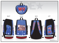 West Valley Wrestling Club Bag