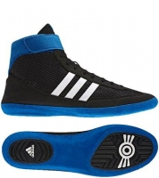 Combat Speed 4 Black/Blue