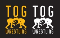 TOG Wrestling Vinyl Window Decal