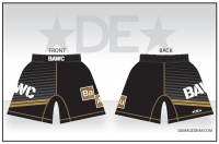 Broken Arrow Fight Shorts