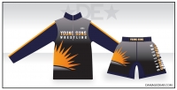 Young Suns 1/4 Zip and Fight Shorts