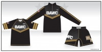 Broken Arrow Rash Guard Triple Pack