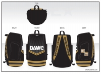 Broken Arrow Sublimated Bag