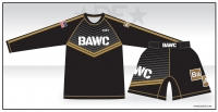 Broken Arrow LS Sub Shirt and Fight Shorts