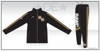 Broken Arrow Full-Zip Warmup Package