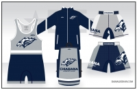 Chiawana 2020 Double Shorts Team Package