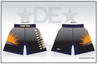 Young Suns Fight Shorts