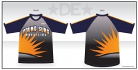 Young Suns Rash Guard