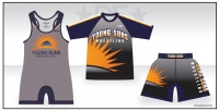 Young Suns Rash Guard Triple Pack