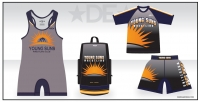 Young Suns Deluxe Rash Guard Pack