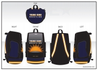 Young Suns Sublimated Bag
