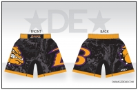 Baker Mat Club Fight Shorts