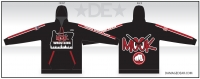 Mook Wrestling Fully Sublimated Hoodie
