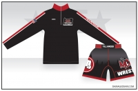 Mook Wrestling Jacket and Fight Shorts Pack