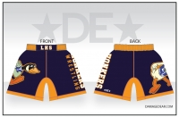 Lakeview Letterman Honker Fight Shorts