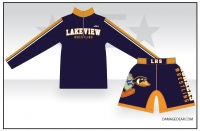 Lakeview 1/4 Zip and Fight Shorts
