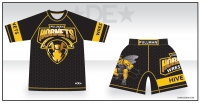 Pullman Hornets Sub Shirt and Fight Shorts