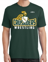NWC Crusaders Wrestling T-shirt