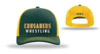 NWC Crusaders Wrestling Trucker Cap