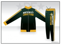 Northwest Christian Crusaders Warmup Package