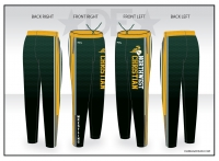 Northwest Christian Crusaders Warmup Pants