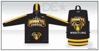 Pullman Hornets Hoodie and Bag