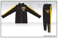 Pullman Hornets Full-Zip Warmup Package