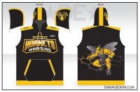 Pullman Hornets Sublimated Sleeveless Hoodie