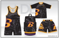 Baker Mat Club Rash Guard Team Package